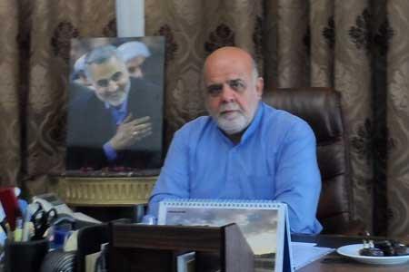 منتظر موافقت عراق برای لغو ویزا بین دو کشور هستیم